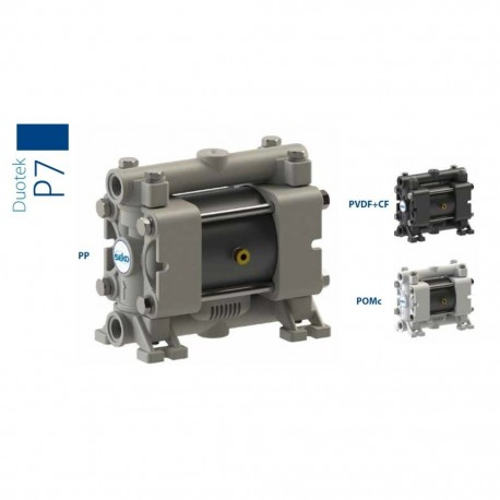 Seko Duotek P7 Dozaj Pompası